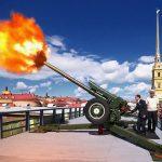 Онлайн-экскурсия в Петропавловскую крепость и Новую Голландию