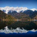 Из Сочи через Гагру на озеро Рица в Абхазии