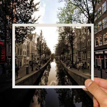 Амстердам онлайн