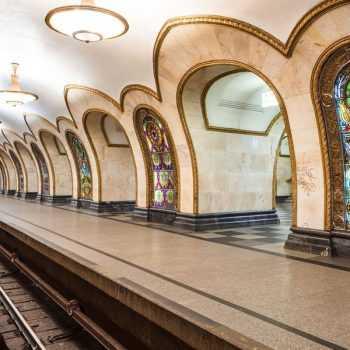 онлайн экскурсия в московское метро