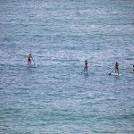 В Израиле снова люди на пляжах после пандемии