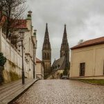 По Праге в обход туристических троп. Место силы – Вышеград