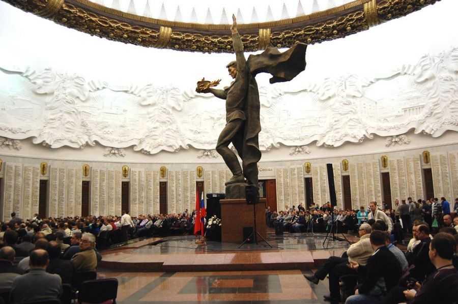 Музей Победы как Книга Памяти о Великой Отечественной