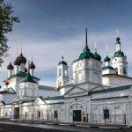 Экскурсия в храмы Ярославля иТолгский монастырь