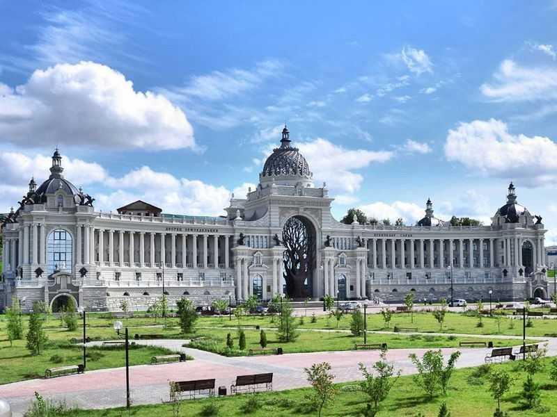 Храм всех религий и другие символы Казани. Экскурсия по городу