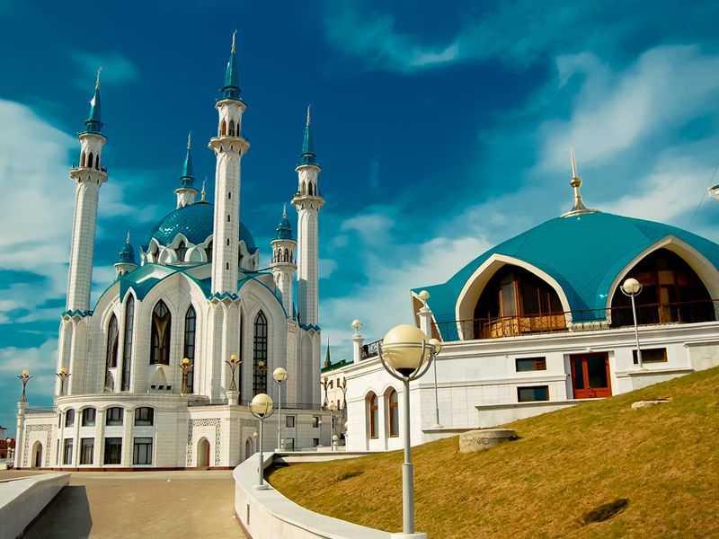 Обзорная экскурсия по Казани для тех, кто здесь впервые