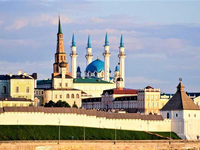 Большая экскурсию по Казани