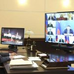 Путин предложил обдумать как границы открывать будем