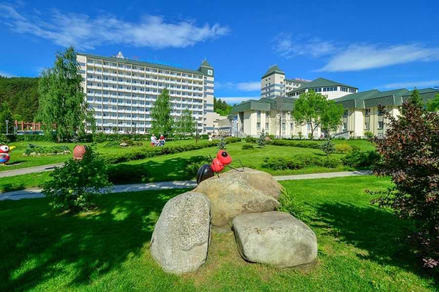 Курорт Белокуриха на Алтае. Отдых в Белокурихе