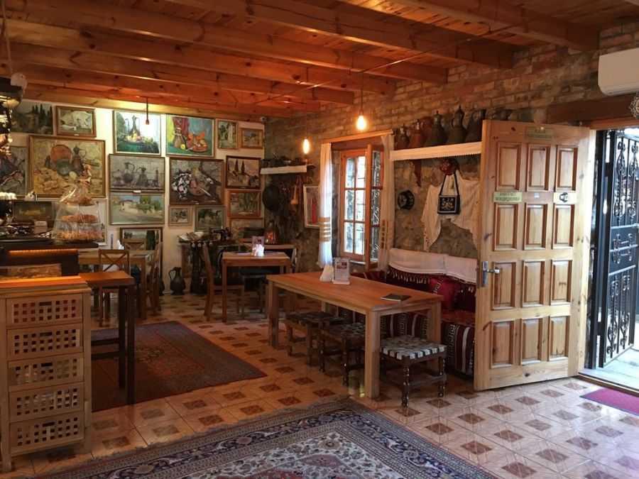 Etno Kaffe Roomi