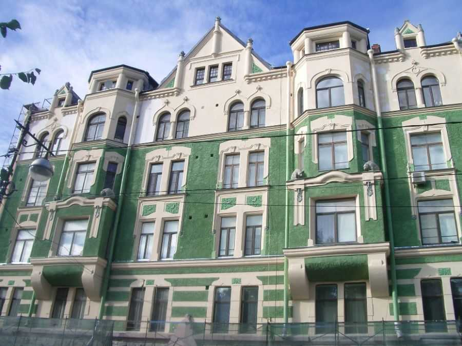 Дом купца Маркелова
