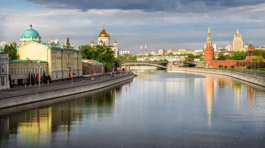 Москва река. От истока до столицы. Достопримечательности