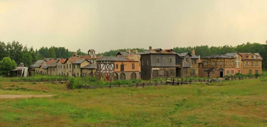 город-призрак под Фирсановкой