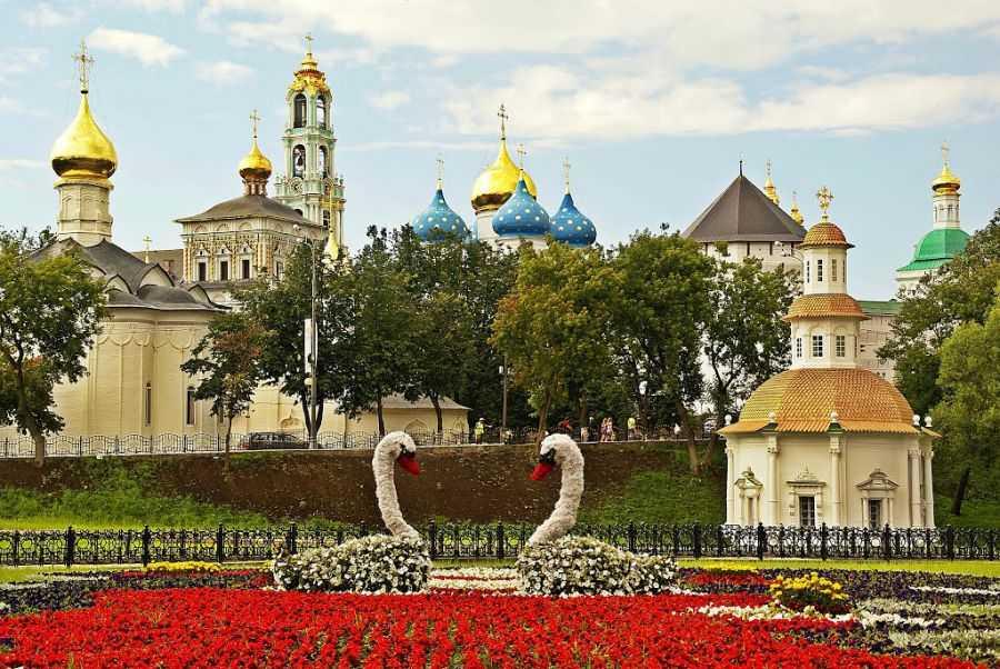 Сергиев Посада. Что посмотреть в самом православном городе страны