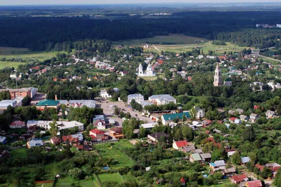 город Верея