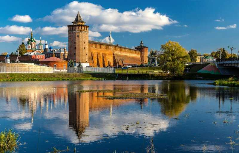 Путешествуя по Коломне. Коломенский кремль