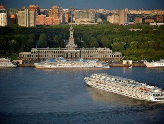Речной вокзал. Северный порт Москвы обновлен и открыт для гостей