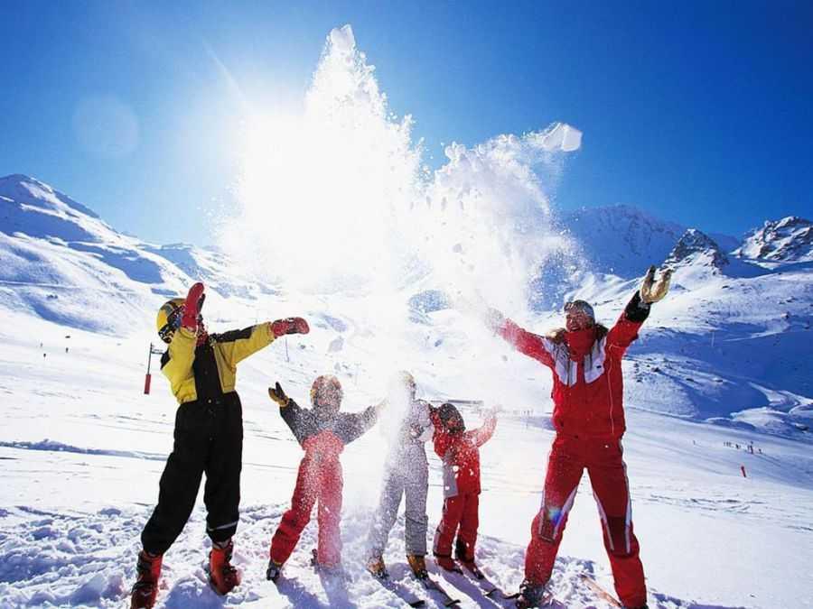 На какие горнолыжные курорты возможно приехать этой зимой