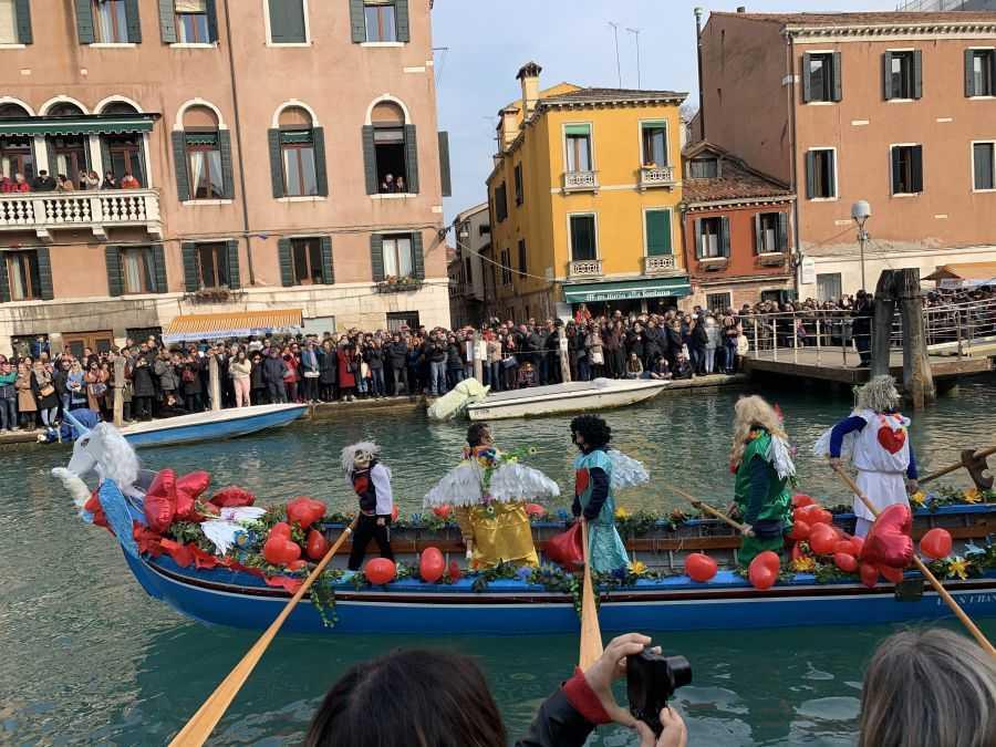 Романтичная и вкусная Венеция