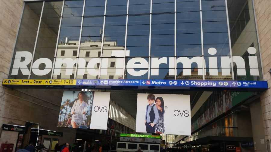 Roma Termini - Вокзал Термини