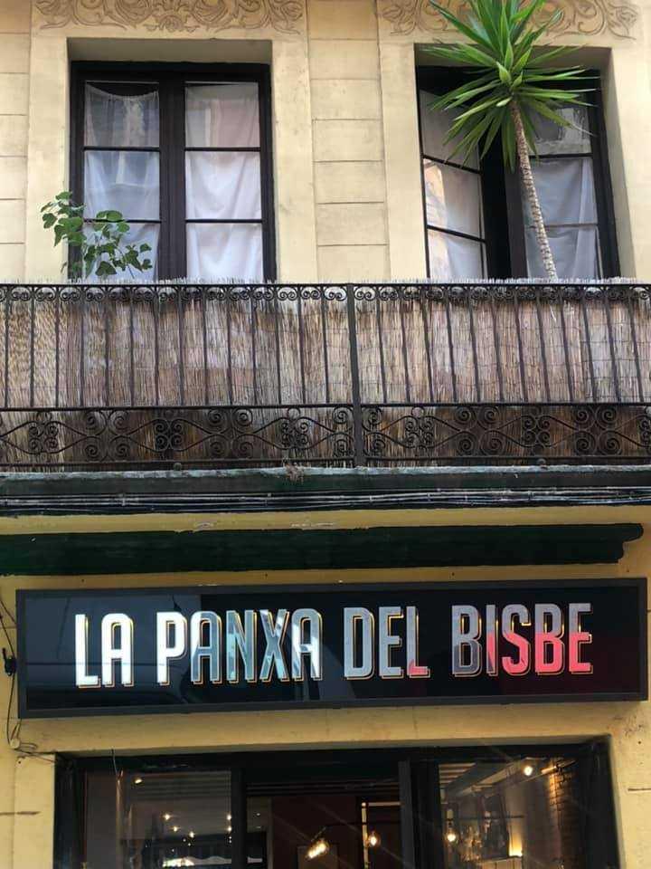 LA PANXA DEL BISBE
