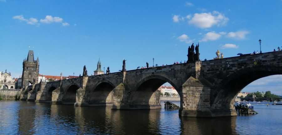 Незабываемая неделя в Праге