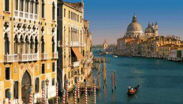 Венеция — город, который создан для любви…