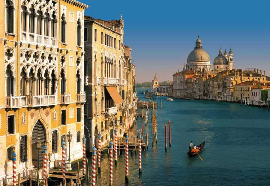 Венеция - город, который создан для любви...
