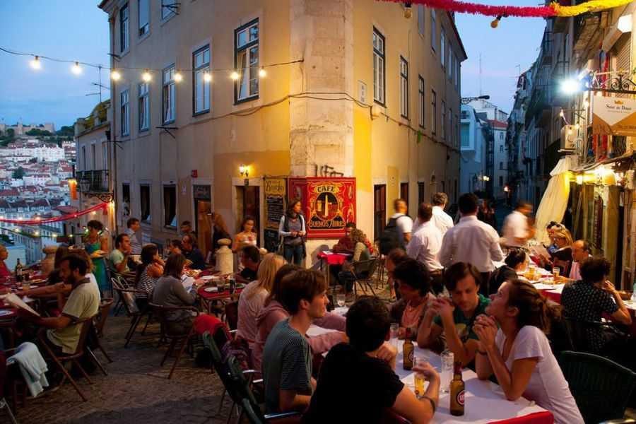 Лиссабон в сентябре