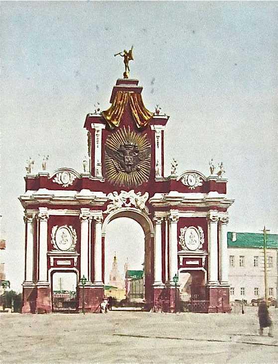 5 шедевров архитектуры Москвы, которые уже не увидеть