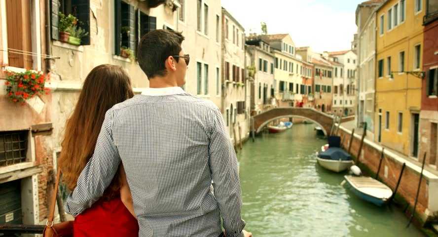Венеция самостоятельно