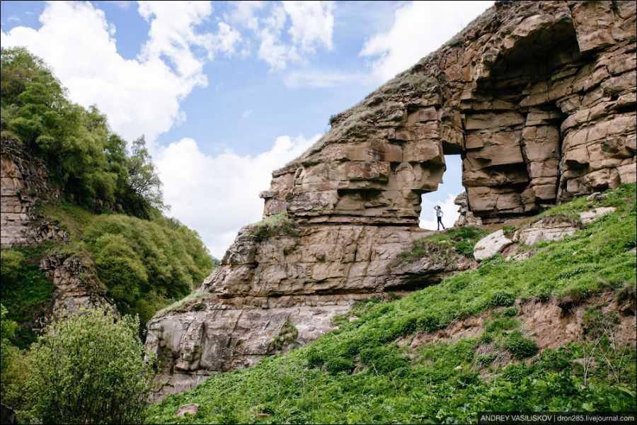 5 природных достопримечательностей Кабардино-Балкарии - Моя география