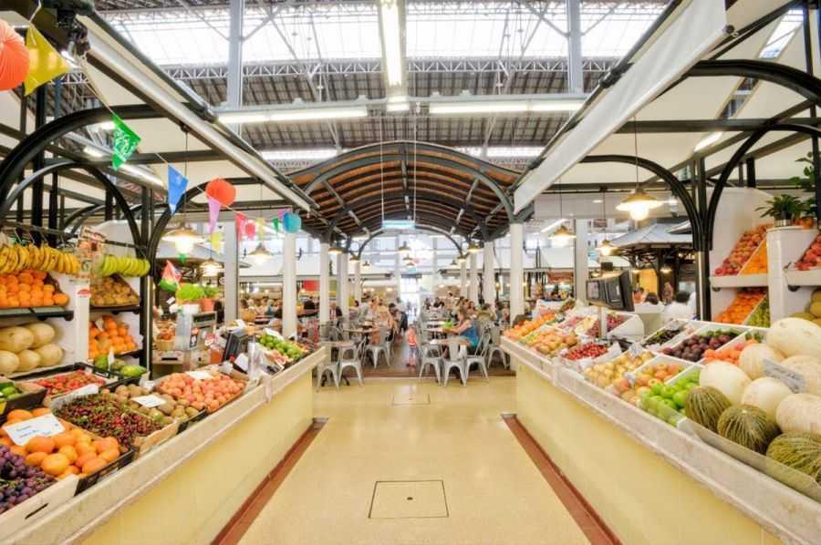 Рынок Кампо де Орики