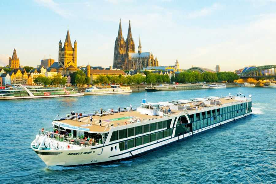 Туры по рекам Европы. Самые интересные направления