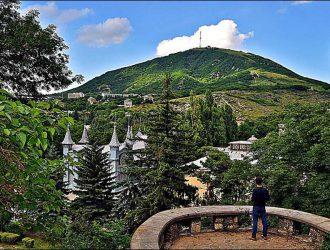 Пятигорск, как провели один день. Гора Машук