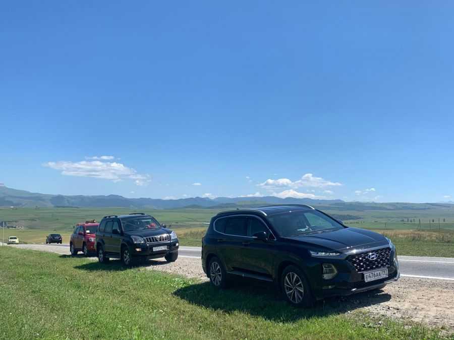 Кавказ 2020. Туманлы – Кёль, перевал Гум-Баши и дорога в Архыз