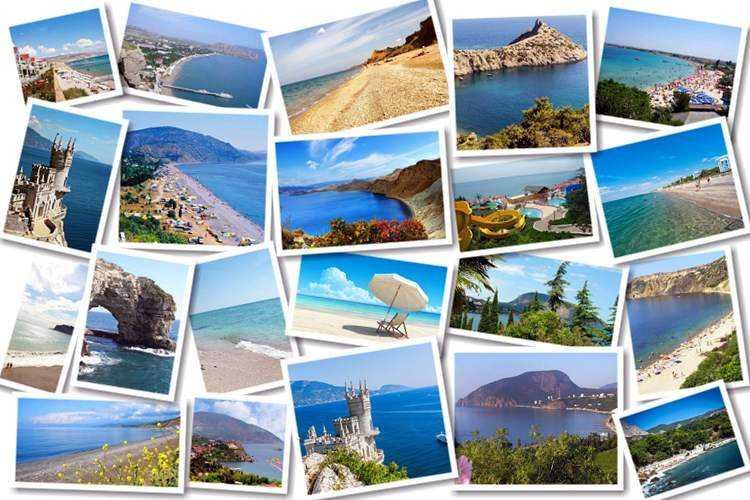 Самые лучшие пляжи Крыма из доступных массовому туристу