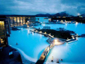 Голубая лагуна. Природный спа-салон в Исландии