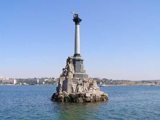 Севастополь - город достойный поклонения