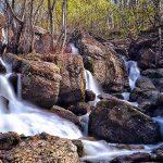 Водопад Кук-Караук в Башкирии
