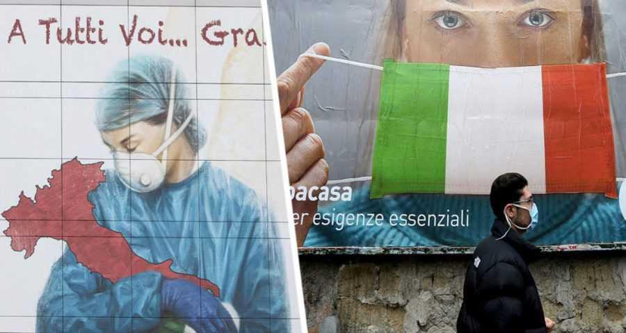 Итальянцы обвиняют туристов - с ними пришла новая волна Covid