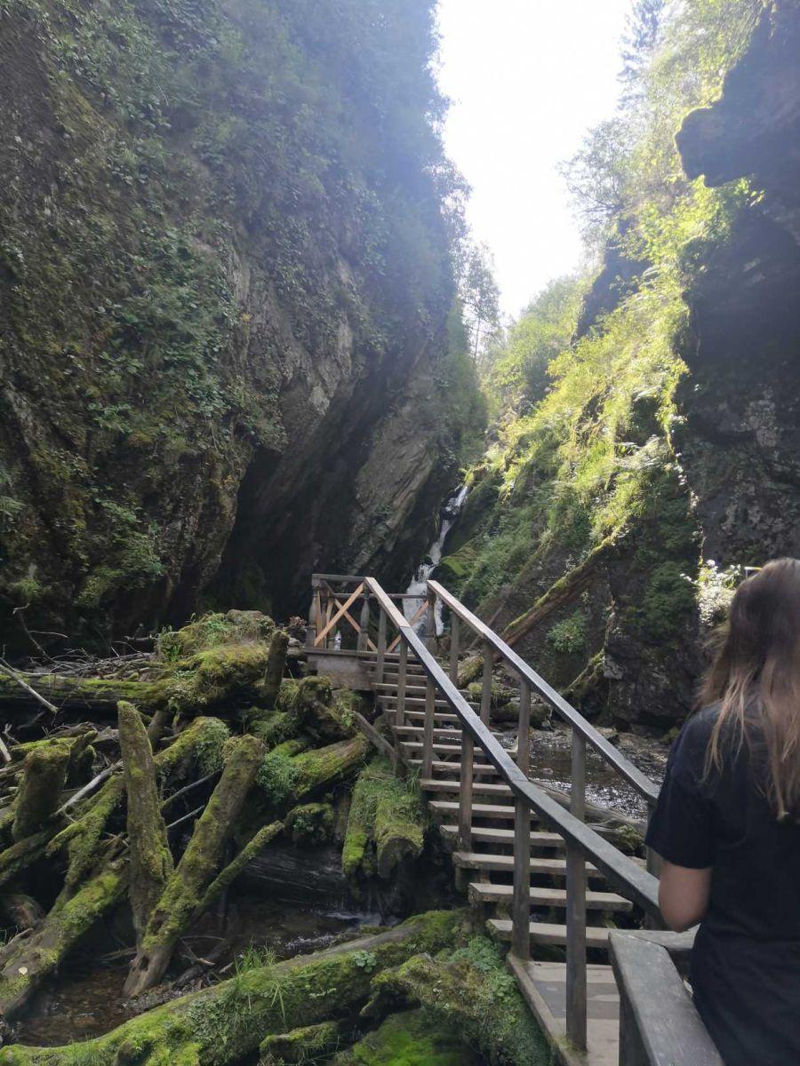 водопад Эстюба