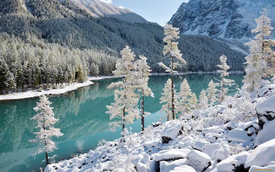 Новый Год в Республике Алтай: лучшие места для зимних праздников