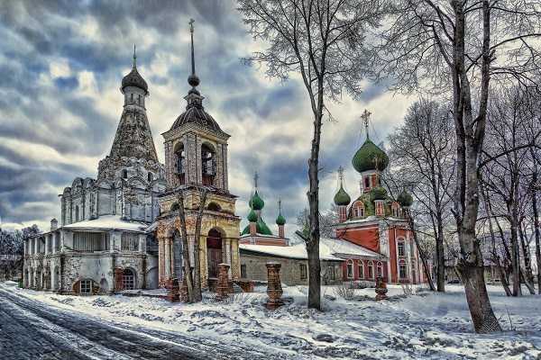 Переславль-Залесский – Ростов Великий – Ярославль в марте