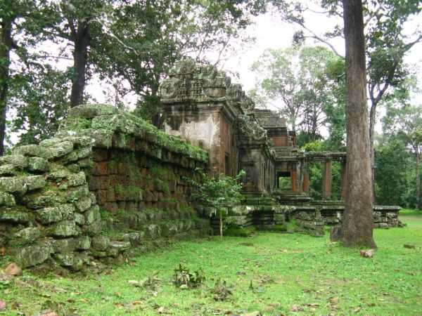 Из Вьетнама в Камбоджу самостоятельно