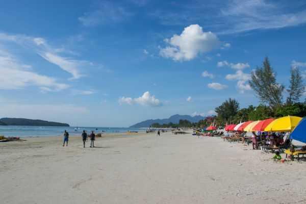 Пляж Ченанг