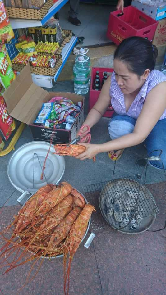 Еда во Вьентама