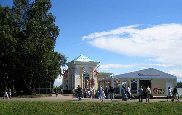Петергоф музей