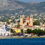 Остров Эгина в Греции