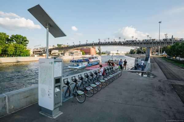 Как брать велосипед на прокат в Москве